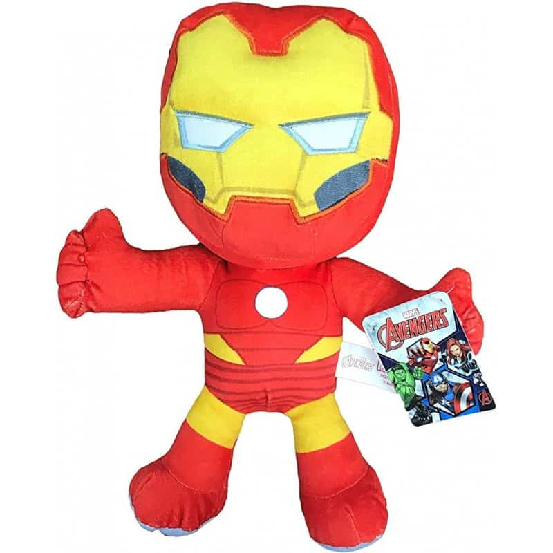 Peluche Iron Man les Avengers 30 cm