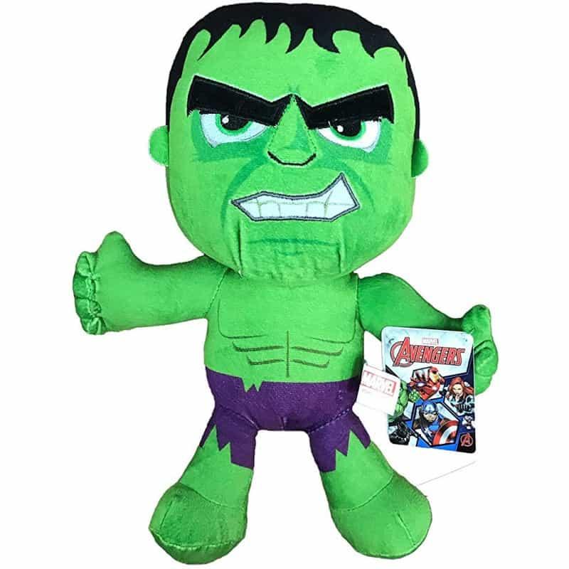 Peluche Hulk les Avengers 30 cm