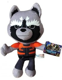 Peluche Rocket Raccoon les...