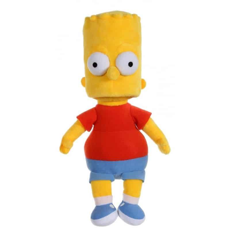 Peluche Bart Simpson 17 cm