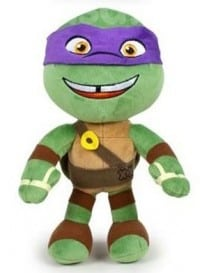 Peluche Donatello Tortues Ninja 21 cm