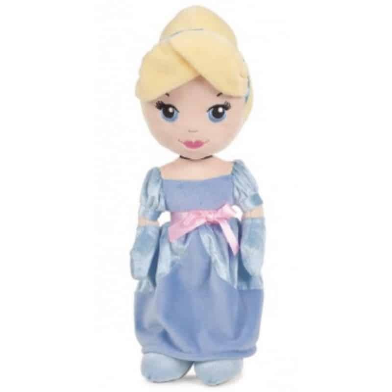 Peluche Cendrillon Princesse Disney 25cm