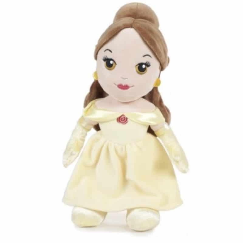 Peluche Belle Princesse Disney 25cm