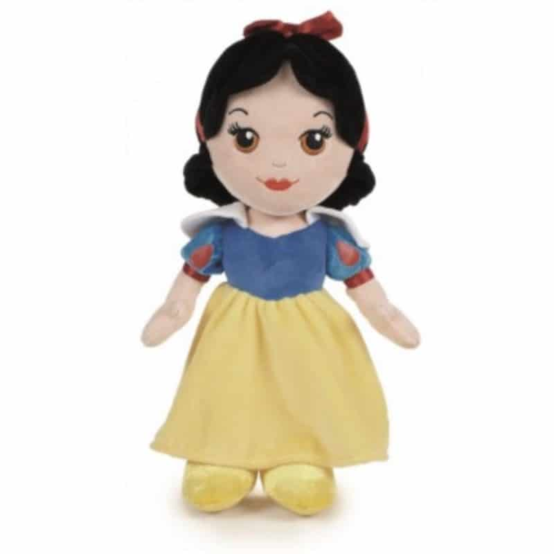 Peluche Blanche Neige Princesse Disney 25cm