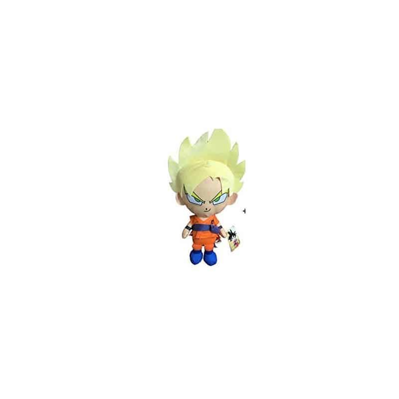 Peluche Dragon Ball Sangoku Super Saiyan 20cm