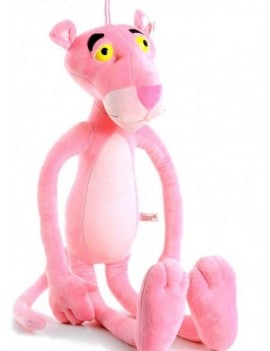 Peluche Panthere Rose 60CM