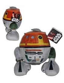 Peluche star wars robot...
