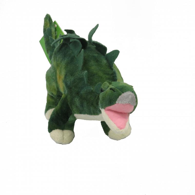 peluche dinosaure stegosaurus 38 cm