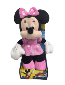 Peluche Minnie club house...