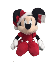 Peluche minnie christmas de...