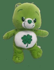 Peluche bisounours vert de...