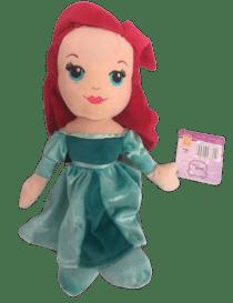 Peluche Ariel princesse...