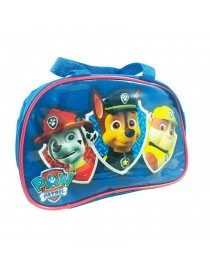 Sac en forme de sac avec poignée pat patrouille